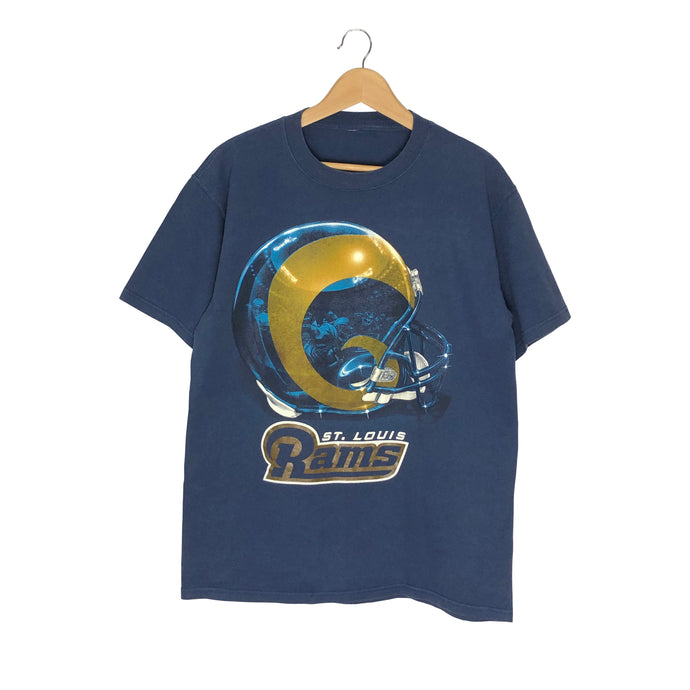 Vintage St. Louis Rams T-Shirt - Men's Large