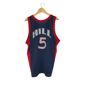 Vintage 1996 Team USA Grant Hill Dream Team Jersey - Men's Large