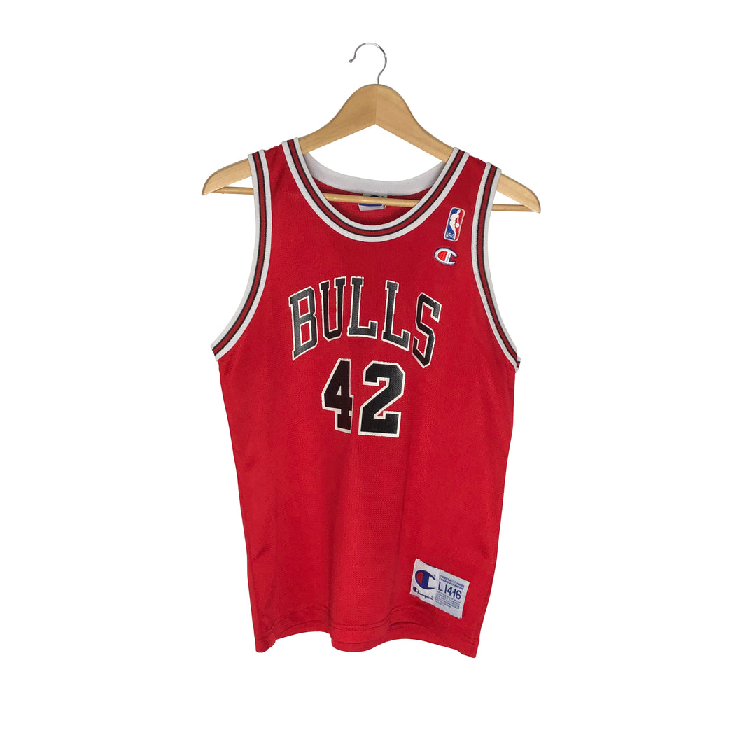 Vintage Chicago Bulls Elton Brand #42 Jersey - Women's Small