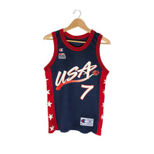 Load image into Gallery viewer, Vintage 1996 Team USA David Robinson Dream Team Jersey - Men's Small
