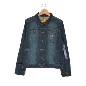 Vintage Carhartt Denim Jacket - Women's Medium