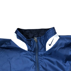 Vintage Nike Spell Out Windbreaker - Men's XL