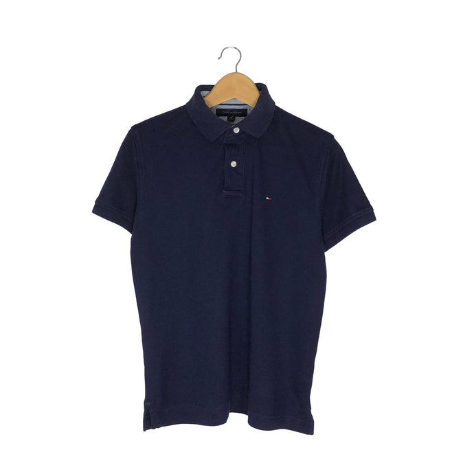 Tommy Hilfiger Rugby Polo Shirt - Men's Small