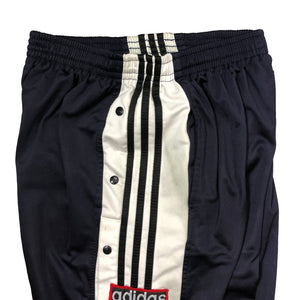 Vintage Adidas Tearaway Track Pants - Men's Medium