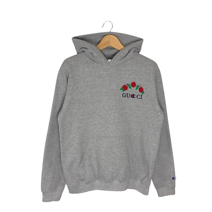 Custom Champion Gucci Hoodie - Women's Medium