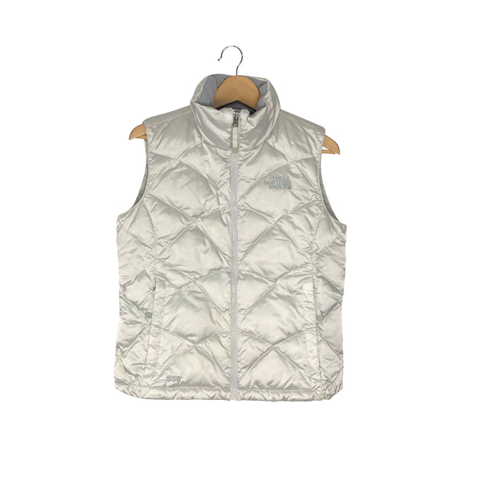 Vintage The North Face 550 Series Insulated Vest - Women's Small