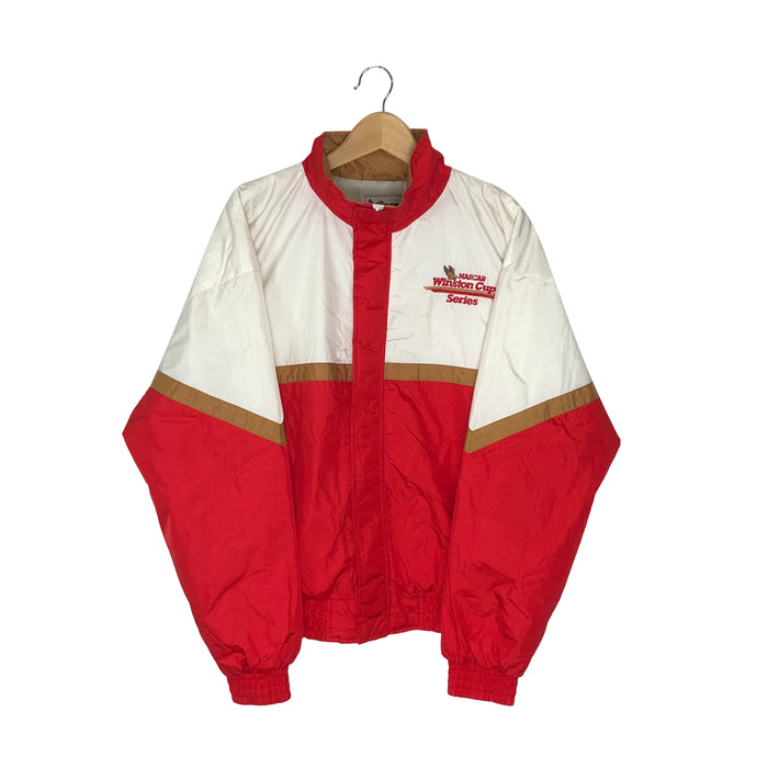 Vintage Nascar Winston Cup Insulated Jacket - Men's Medium