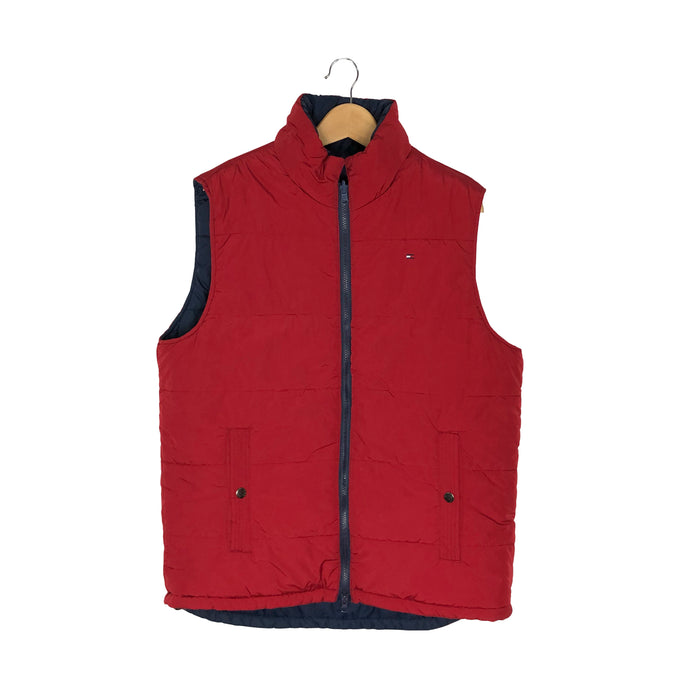 Tommy Hilfiger Reversible Insulated Vest - Men's Large