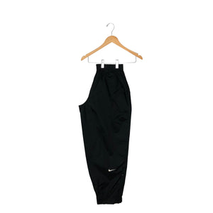 Vintage Nike Cuffed Windbreaker Track Pants - Women's Medium