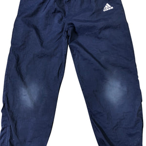Vintage Adidas Cuffed Track Pants - Women's Large