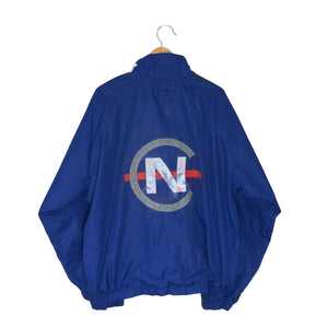 Vintage Nautica Competition Big Logo Windbreaker - Men's 2XL