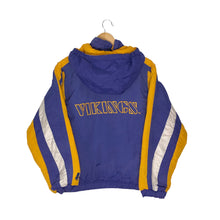 Load image into Gallery viewer, Vintage Minnesota Vikings Insulated Jacket - Women's Large