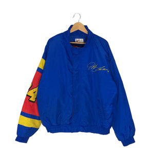 Vintage Nascar Jeff Gordon Insulated Jacket - Men's 2XL