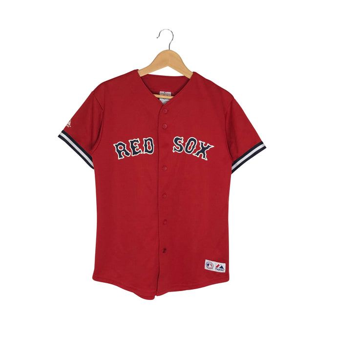 Vintage Boston Red Sox Curt Schilling #38 Jersey - Men's Small