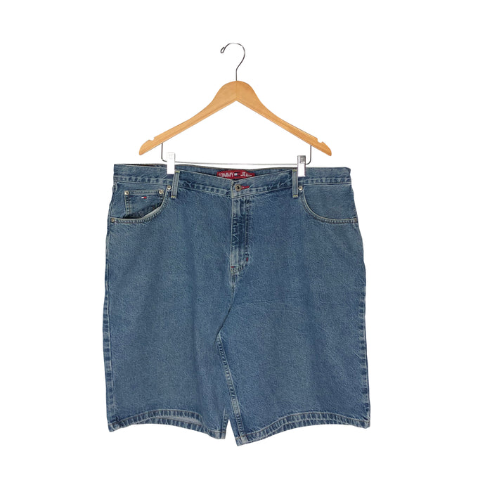 Vintage Tommy Hilfiger Denim Shorts - Men's 42