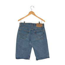 Load image into Gallery viewer, Vintage Levis 501 Denim Shorts - Men's 34