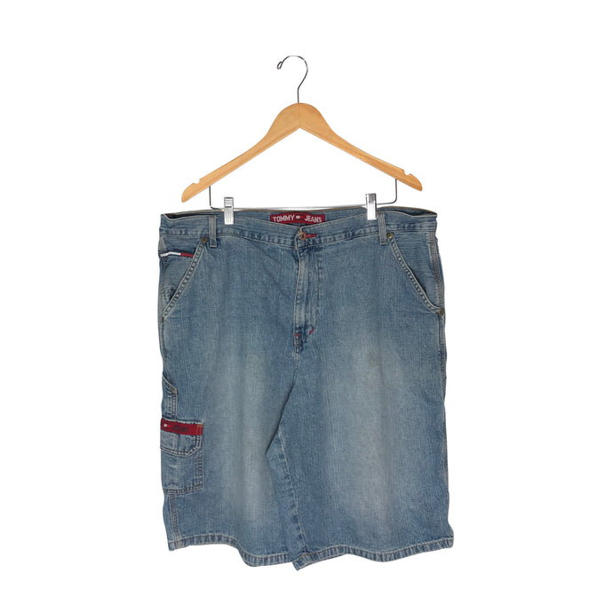 Vintage Tommy Hilfiger Denim Carpenter Shorts - 40