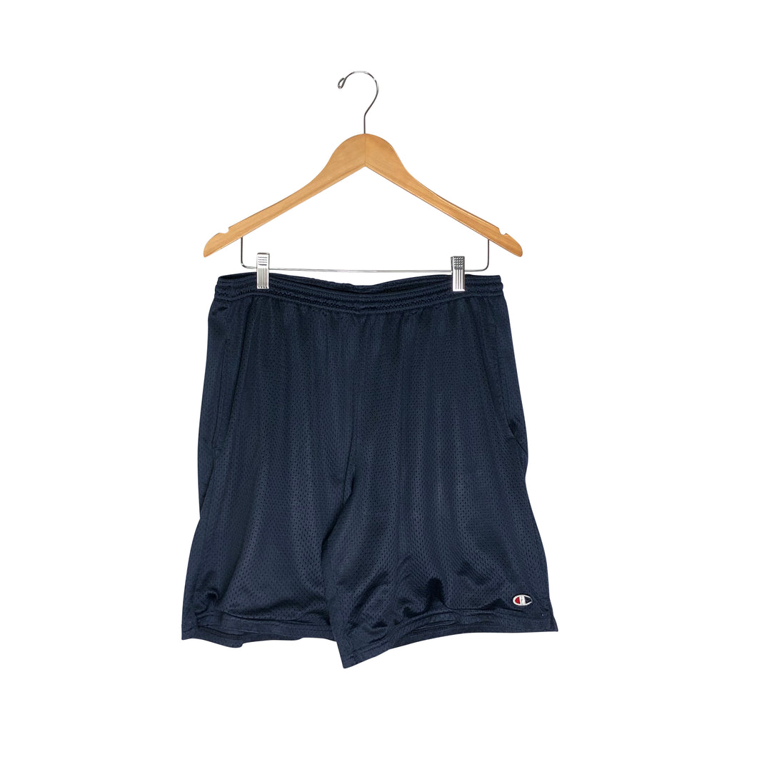 Vintage Champion Mesh Shorts - Men's XL