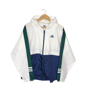 Vintage Adidas Windbreaker - Men's Large