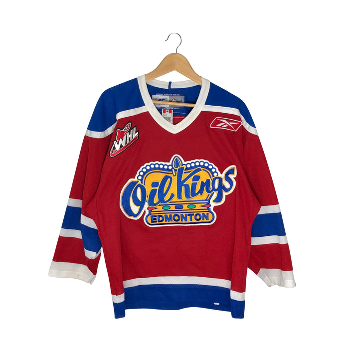 Reebok Edmonton Oil Kings Jersey - Men's Small