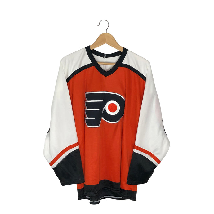 Vintage CCM NHL Philadelphia Flyers Jersey - Men's Large