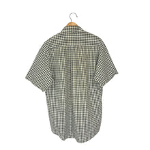 Load image into Gallery viewer, Vintage Tommy Hilfiger Buttoned-Down Checkered Shirt - Men's Medium