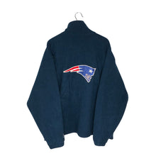 Load image into Gallery viewer, Vintage Pro Player New England Patriots Reversible Fleece Jacket - Men's Large