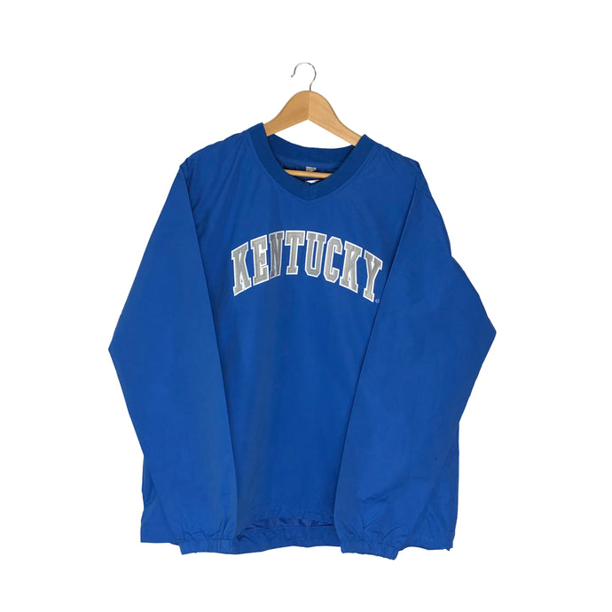 Deadstock Kentucky Pullover Windbreaker - Men's Large