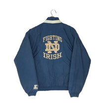 Load image into Gallery viewer, Vintage Starter Notre Dame Insulated Jacket - Women's Medium