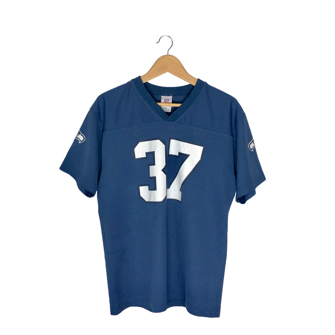Vintage Seattle Seahawks Shaun Alexander #37 Jersey - Men's Small
