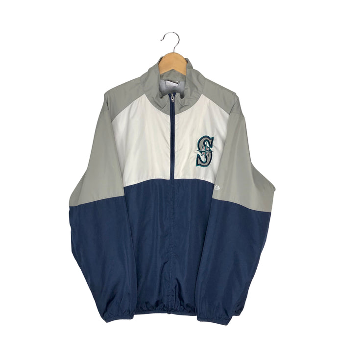 Vintage Seattle Mariners Windbreaker - Men's XL