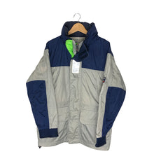 Load image into Gallery viewer, Vintage Nautica Competition Sailing Light Parka - Men's Medium