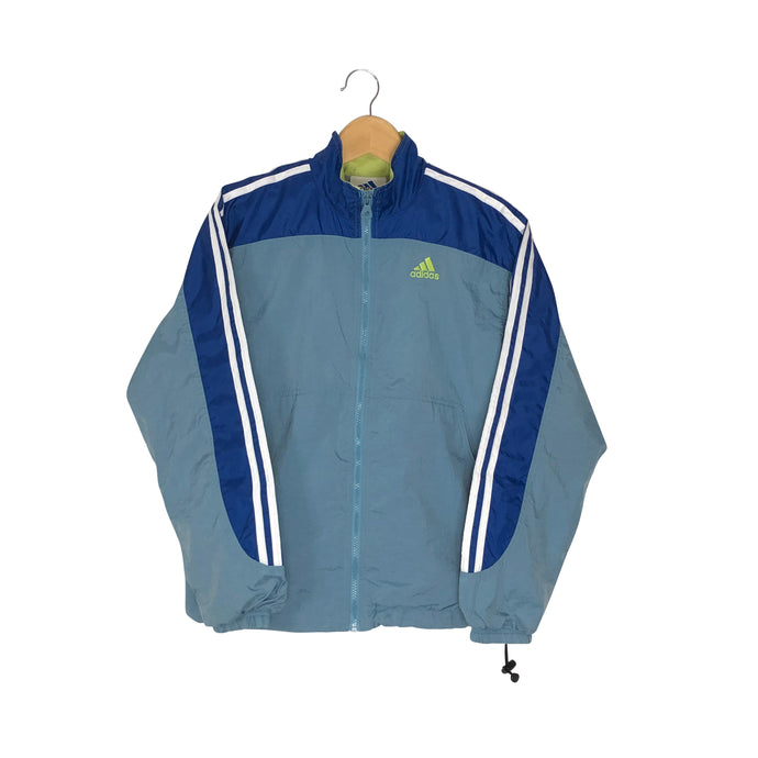 Vintage Adidas Windbreaker - Women's Medium
