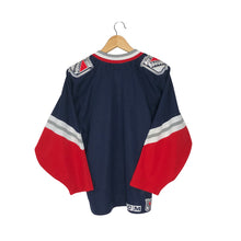 Load image into Gallery viewer, Vintage CCM New York Rangers Lady Liberty Jersey - Men's Small