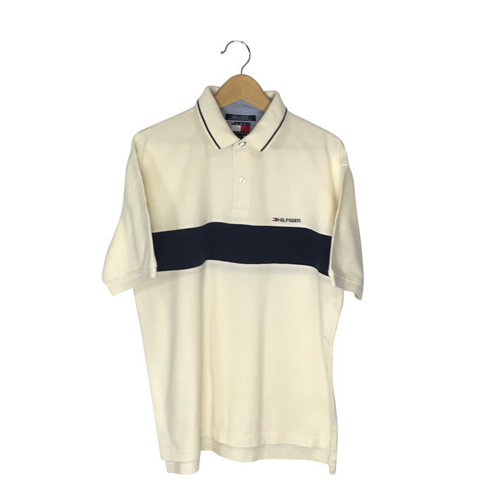 Vintage Tommy Hilfiger Polo Shirt - Men's Large