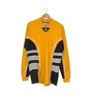Vintage Adidas Colorblock Jersey - Men's Medium