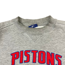 Load image into Gallery viewer, Vintage Reebok NBA Detroit Pistons Sweatshirt - Men's Large