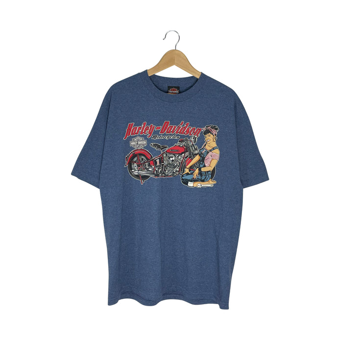Harley Davidson Utah T-Shirt - Men's XL
