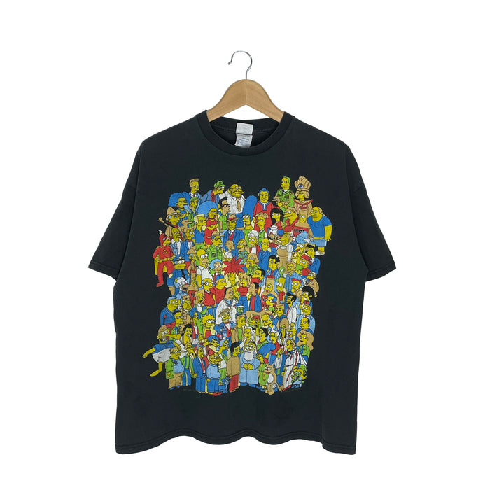 2007 The Simpsons T-Shirt - Men's XL