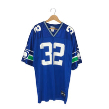 Load image into Gallery viewer, Vintage Puma Seattle Seahawks Ricky Watters #32 Jersey - Men's Large