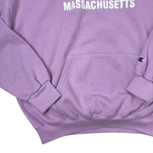 Load image into Gallery viewer, Vintage Champion Boston Massachusetts Hoodie - Women's Medium