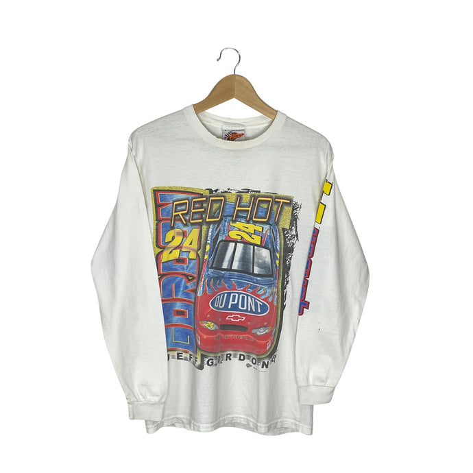 2002 Nascar Jeff Gordon Shirt - Men's Small