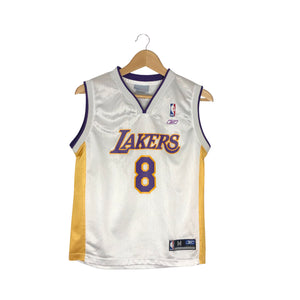 Vintage Reebok Los Angeles Lakers Kobe Bryant #8 Jersey - Women's Small