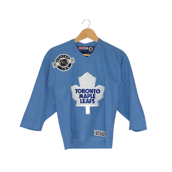 Vintage CCM Toronto Maple Leafs Jersey - Women's Small