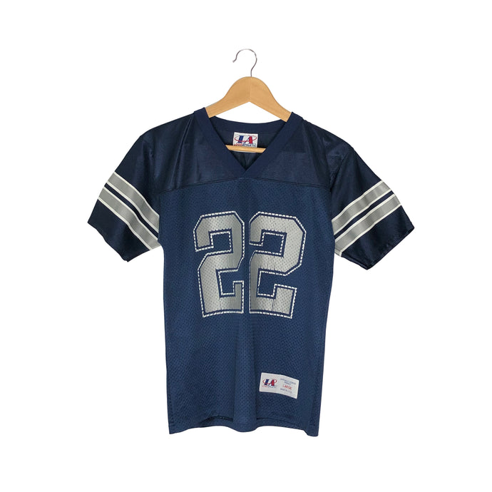 Vintage Logo Athletic Dallas Cowboys Emitt Smith #22 Jersey - Women's Small