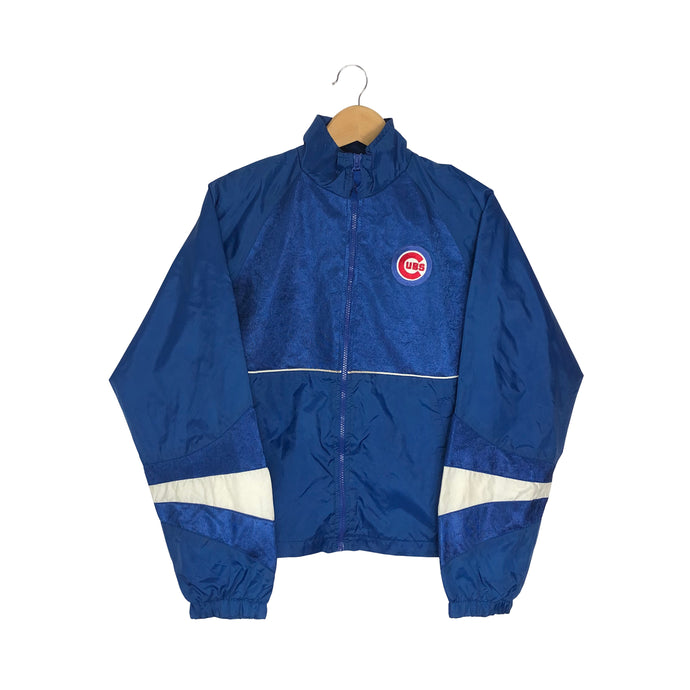 Vintage Chicago Cubs Windbreaker - Men's XS