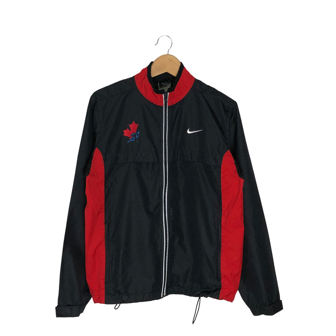 Vintage Nike Team Canada Windbreaker - Men's Small