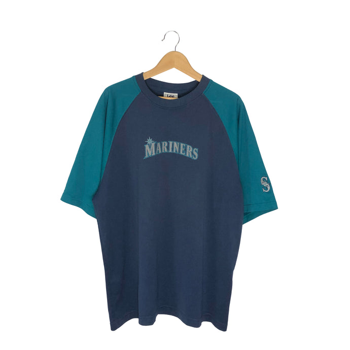 Vintage Lee Sport Seattle Mariners Jersey - Men's XL