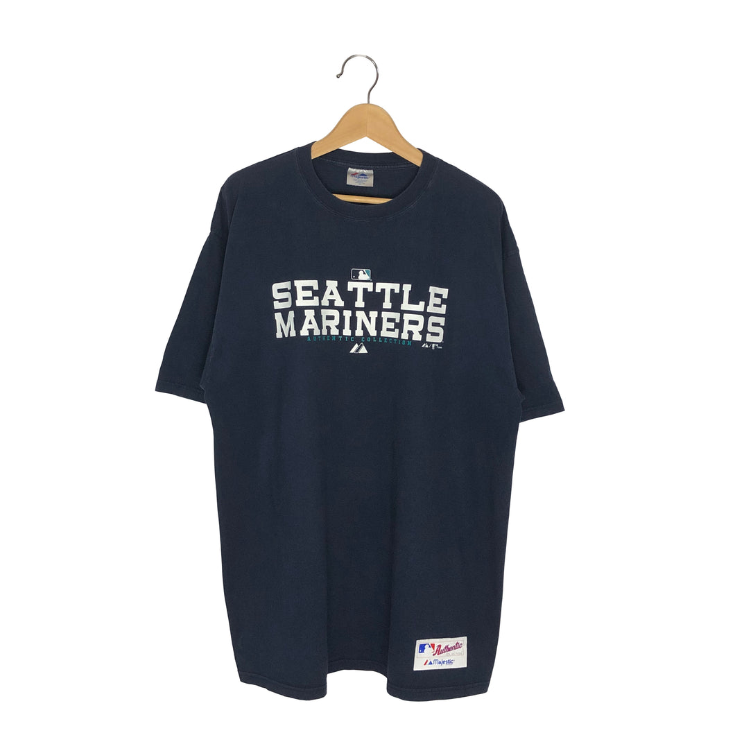 2006 Majestic Seattle Mariners T-Shirt - XL