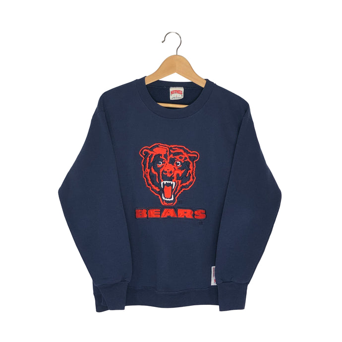 Vintage Nutmeg Chicago Bears Pullover Sweatshirt - Women's Medium